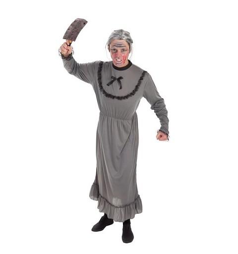Disfraz Adulto Abuela Siniestra