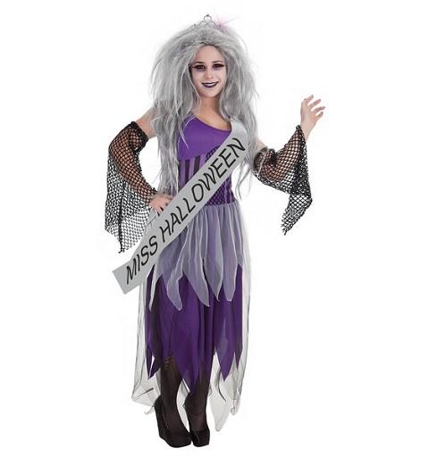 Disfraz Miss Halloween Adulto