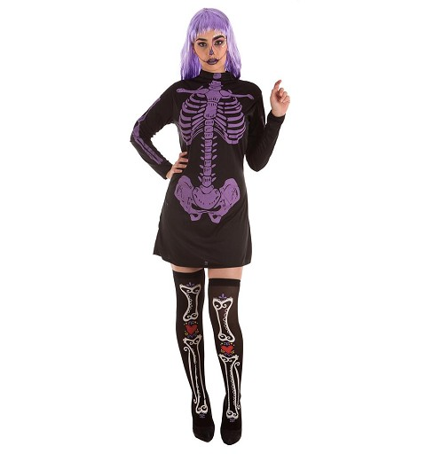 Disfraz Adulto Skeletina