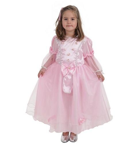 Disfraz Princesa Florecitas Infantil
