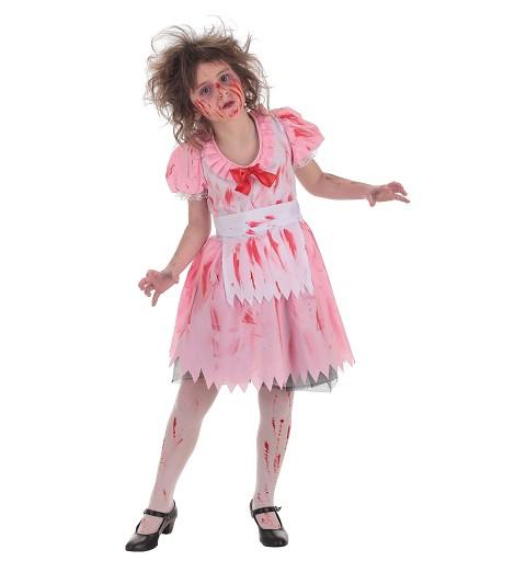 Disfraz Niña Zombie Infantil
