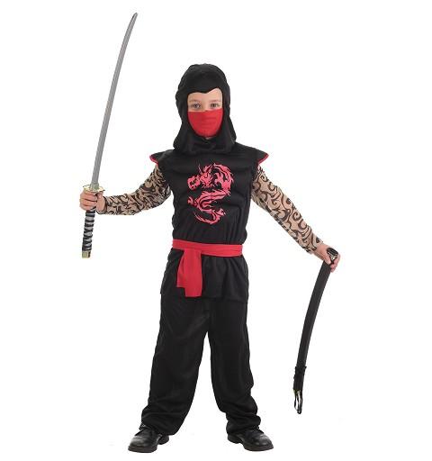 Disfraz Infantil Ninja Tatuaje