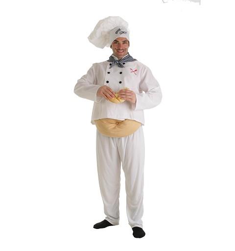 Disfraz Cocinero Adulto...