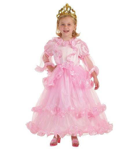 Disfraz Princesa Bucles Infantil