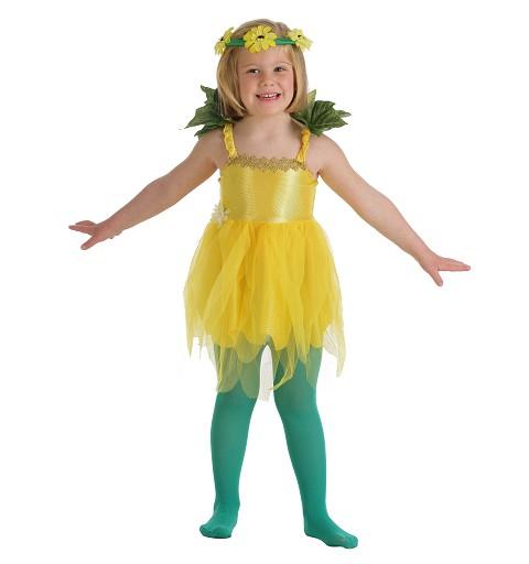 Disfraz Reina de Las Flores Infantil