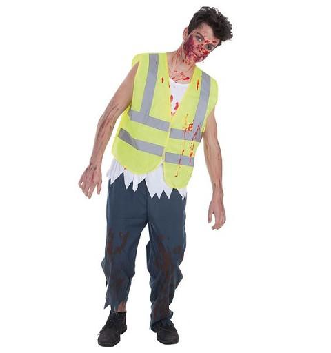 Disfraz Adulto Zombie Adulto