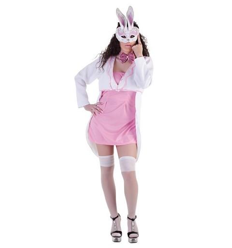Disfraz Conejita Lux Adulto