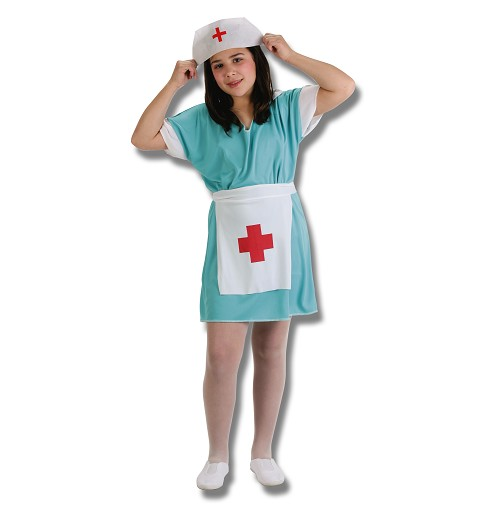 Disfraz Infantil Enfermera