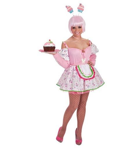 Disfraz Cup Cake Adulto