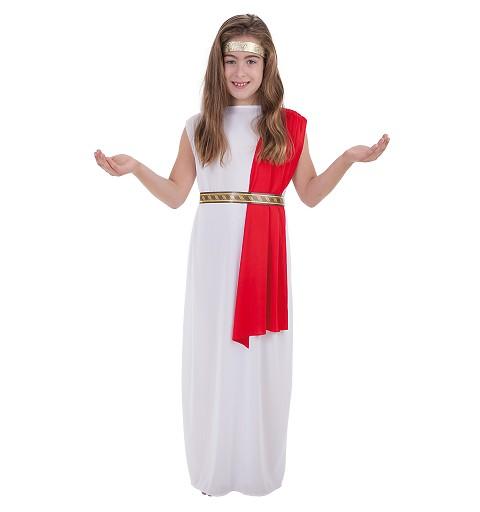 Disfraz Griega Niña Infantil