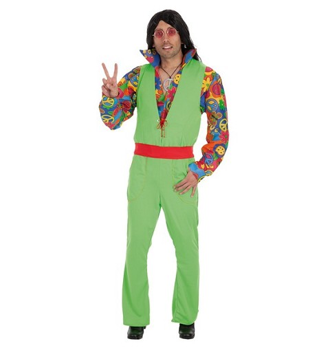 Disfraz Hippy Love Adulto