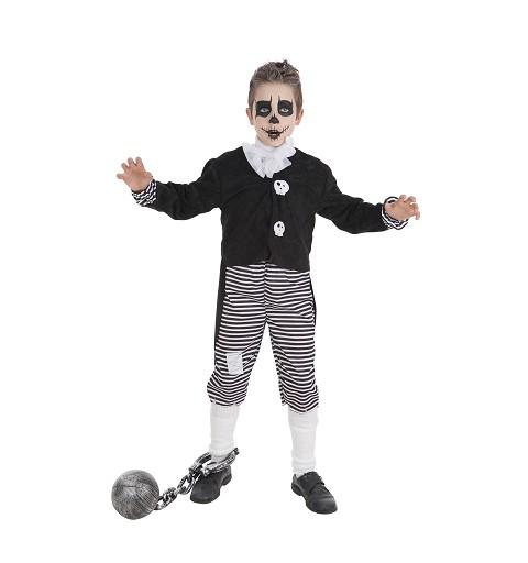 Disfraz Skelet Boy Infantil