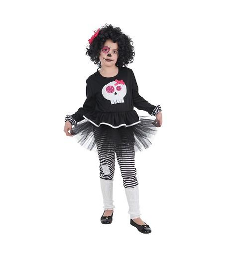 Disfraz Skeleta Infantil