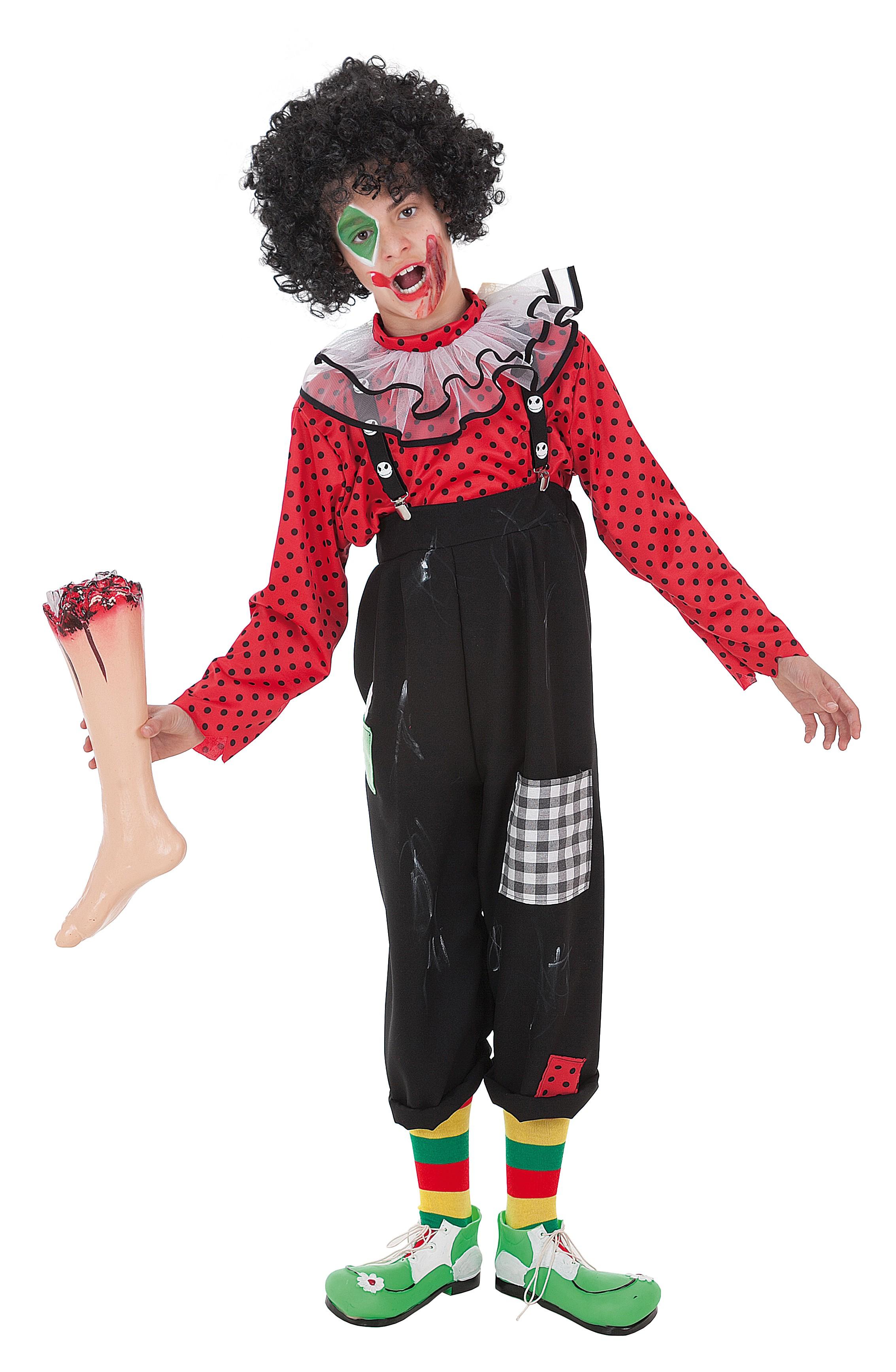 Disfraces de zombies para Halloween 2018 MiDisfraz