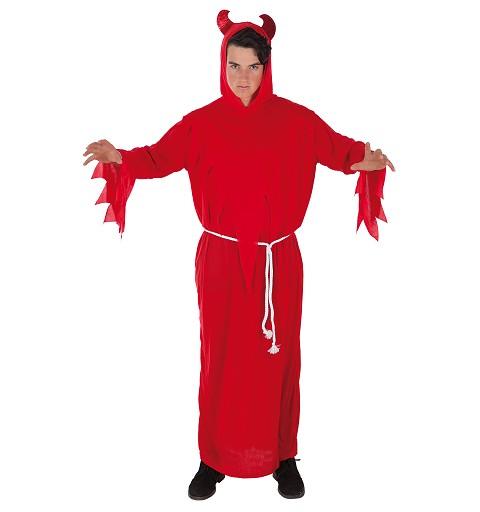 Disfraz Demonio Rojo Adulto