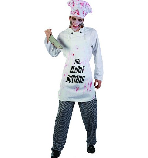 Disfraz Cocinero Asesino