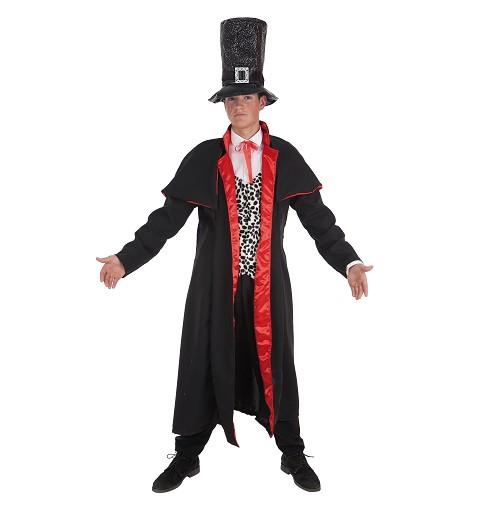 Disfraz Caballero Chistera Adulto
