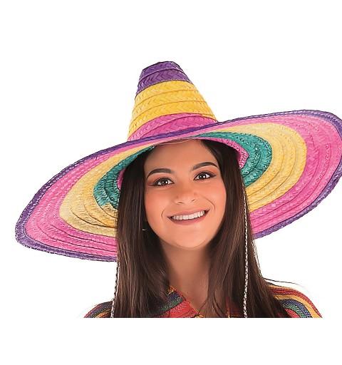 Sopmbrero Mexicano Paja