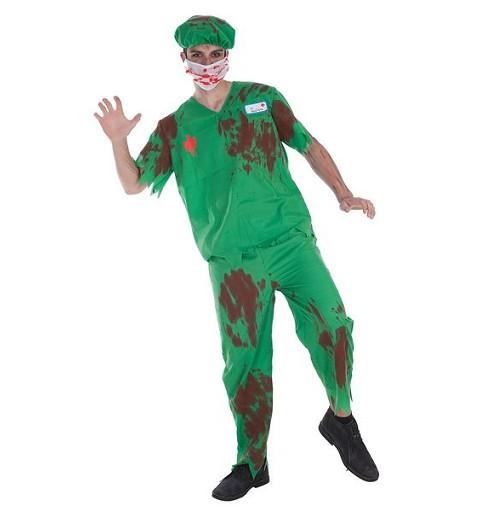 Disfraz Doctor Asesino Adulto