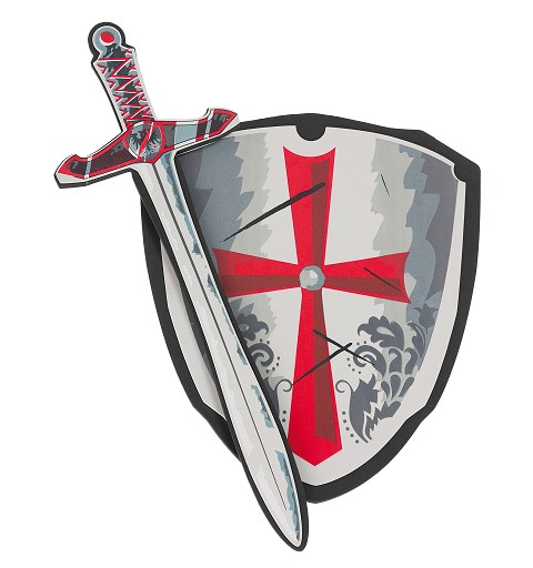 Escudo y Espada Caballero Eva 35*3*55 cm
