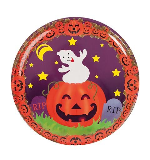 Halloween Plato  27.5 cm