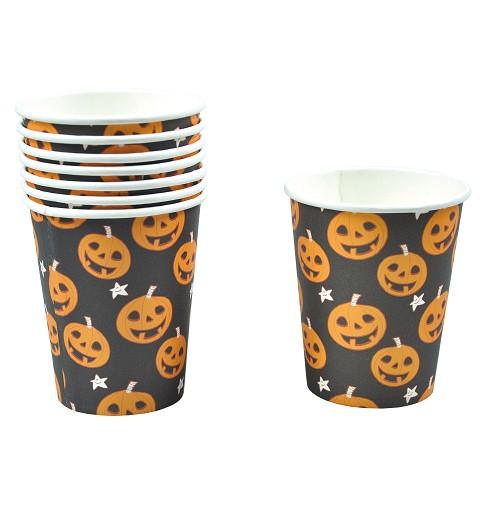 Set Halloween Calabaza