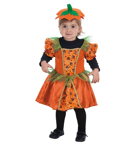 Disfraz Calabacita Bebe (0 a 12 meses)