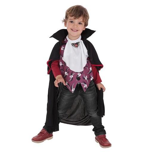 Disfraz Vampiro Calaveras...