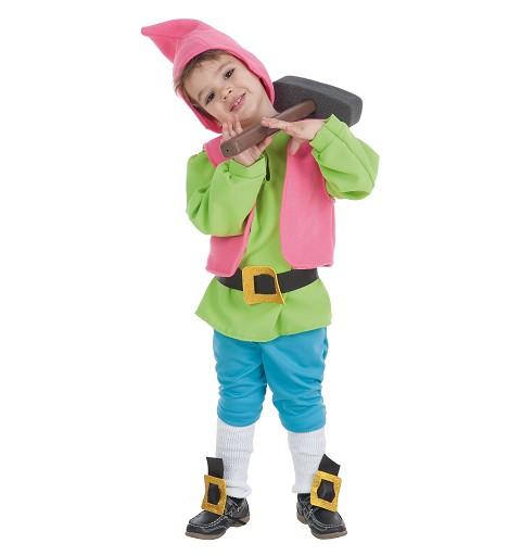 Disfraz Enanito Verde Infantil