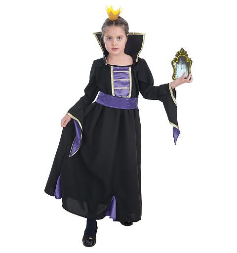 Disfraz Reina Espejo Infantil