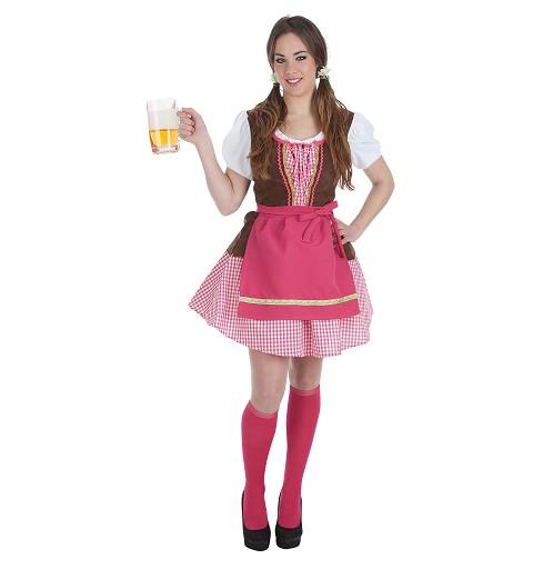 Disfraz Tirolesa Adulto