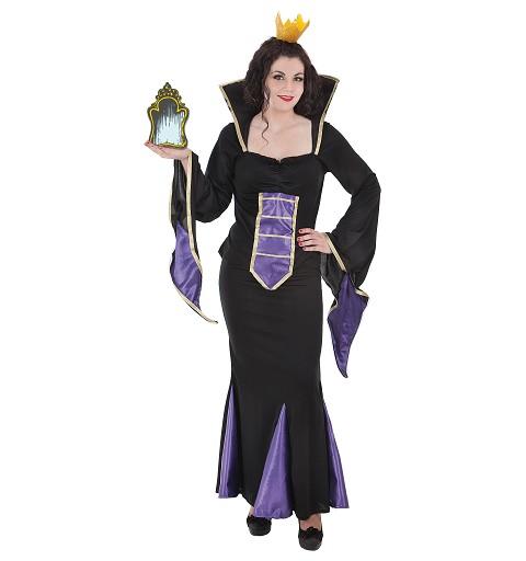 Disfraz Reina Espejo Adulto