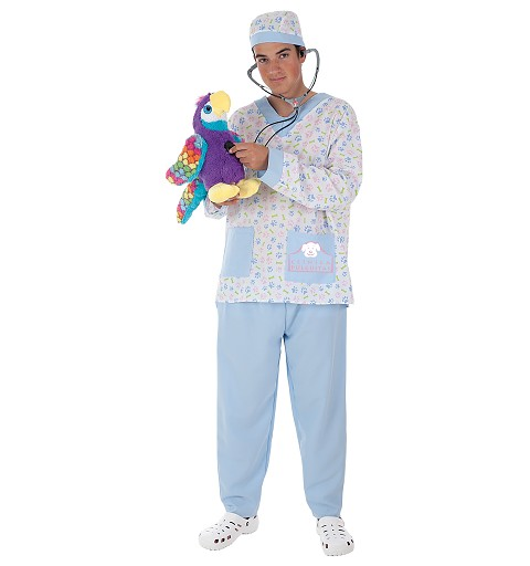 Disfraz Veterinario Adulto
