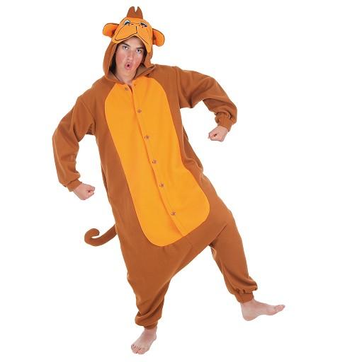 Disfraz Funny Monkey Adulto T-Xl
