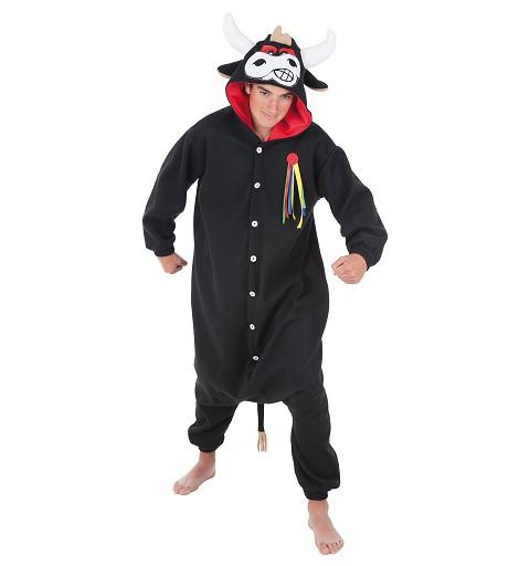 Disfraz Pijama Toro Bull...