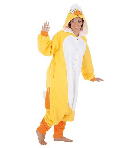 Disfraz Pollo Chicken AdultoT-L