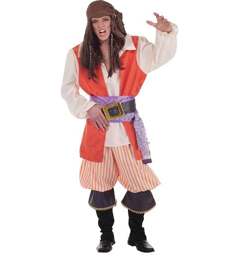 Disfraz Pirata Filibustero...