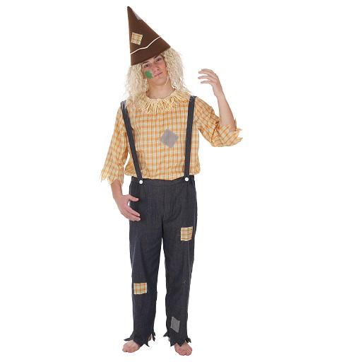 Disfraz Espantapájaros Adulto