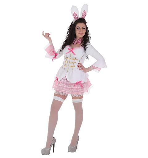 Disfraz Conejita Adulto Mujer