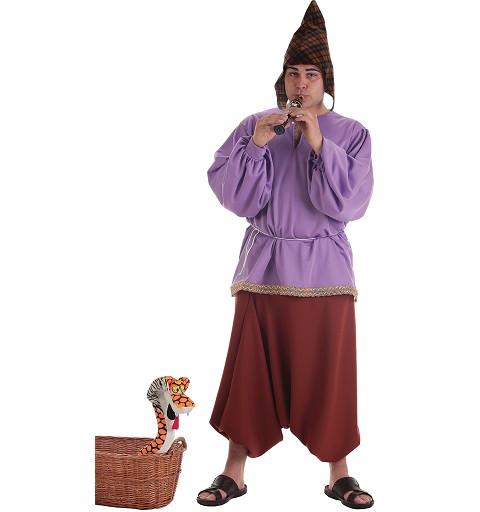 Disfraz Flautista Medieval Adulto