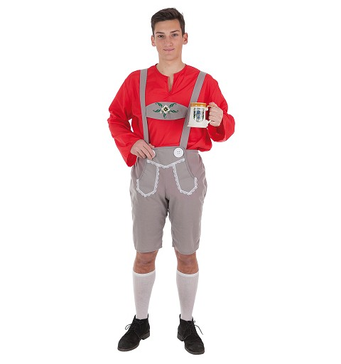 Disfraz Oktoberfest Alemán Adulto