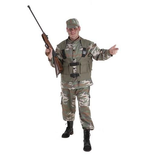 Disfraz Fuerzas Especiales...