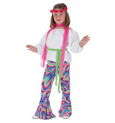 Disfraz Guateque Niña Infantil