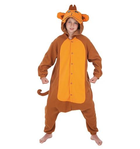 Disfraz Pijama Mono Monkey Infantil