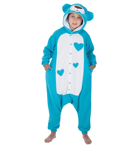 Disfraz Oso Blue Teddy Infantil