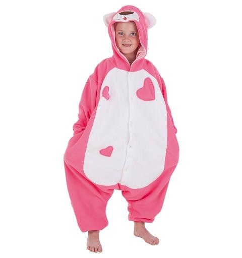 Disfraz de Pijama Oso Pink...