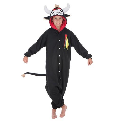 Disfraz de Pijama Toro Bull...