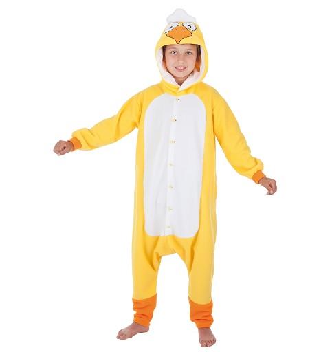 Disfraz Pijama Pollo...