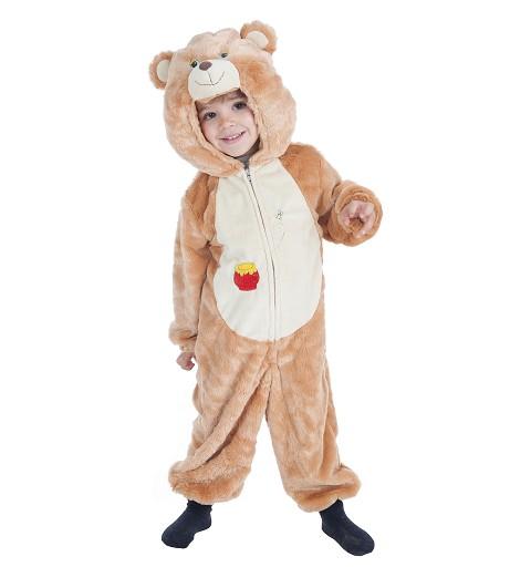 Disfraz Oso Miel Infantil (3-4 Años)