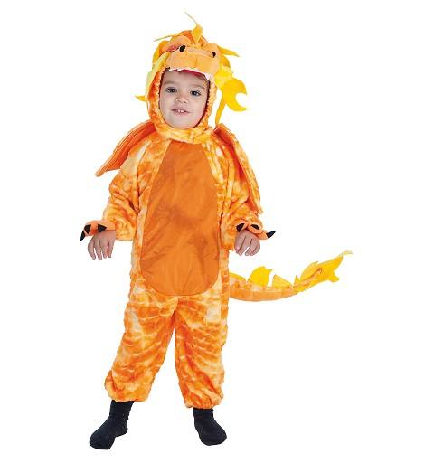 Disfraz Dragón Chino Lux Bebé